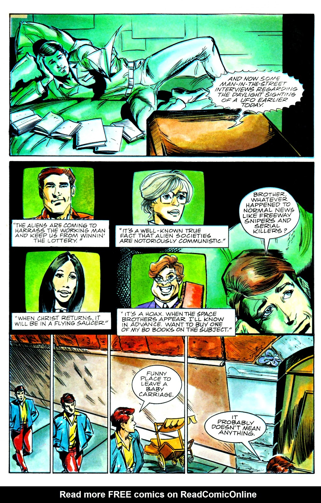 Fright Night issue 3 - Page 8