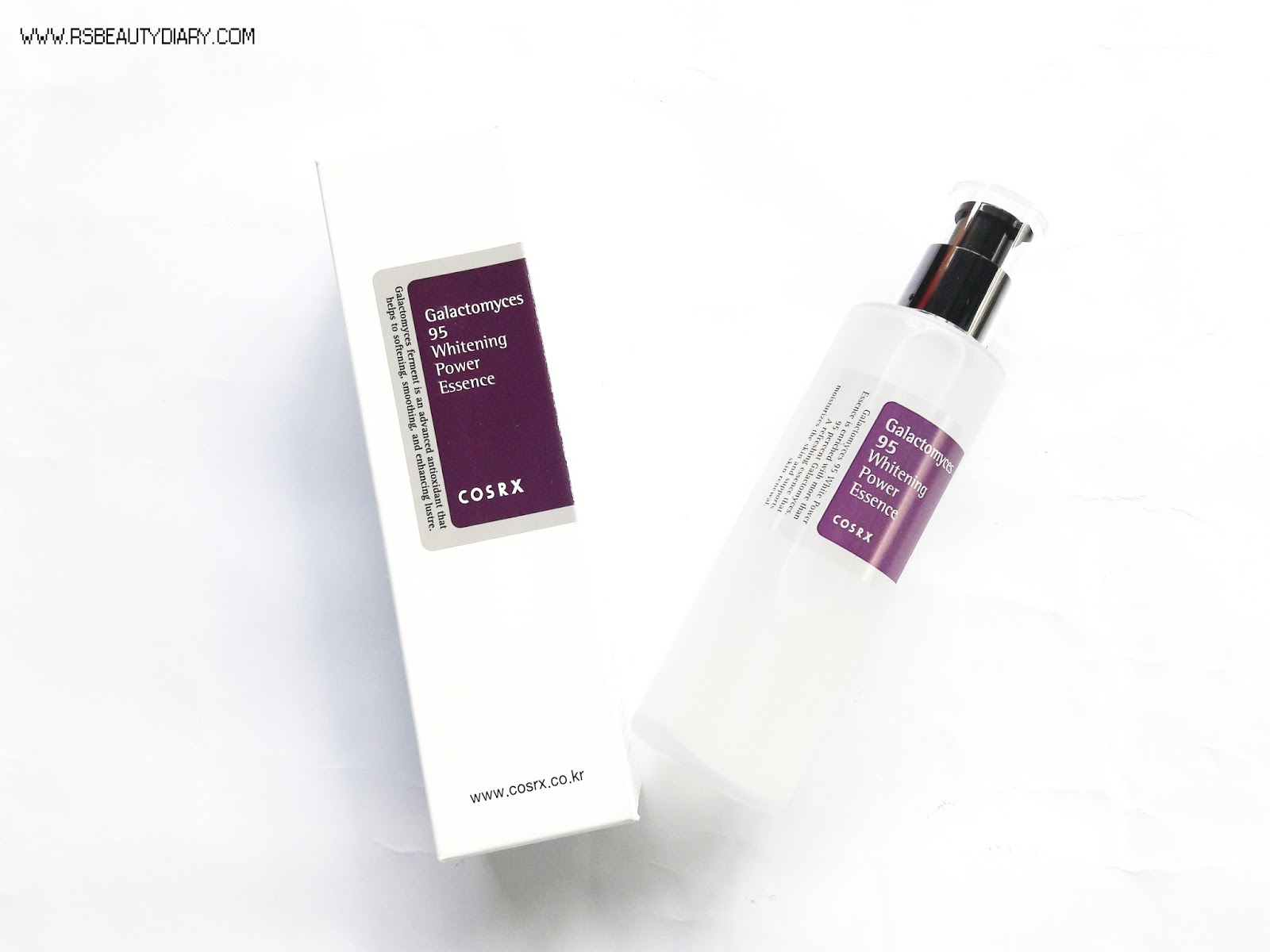 Image result for Review: COSRX Galactomyces 95 Whitening Power Essence .