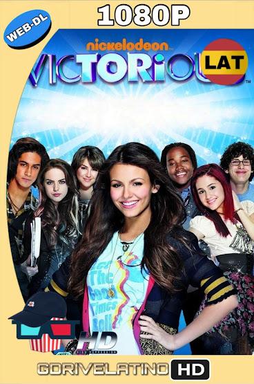 Victorious (2010-2013) Serie Completa 1080p Latino mkv