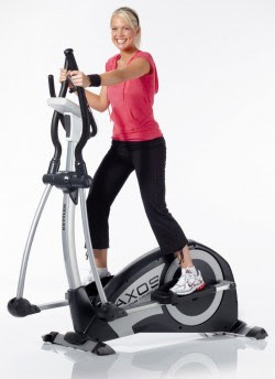 Un vélo elliptique