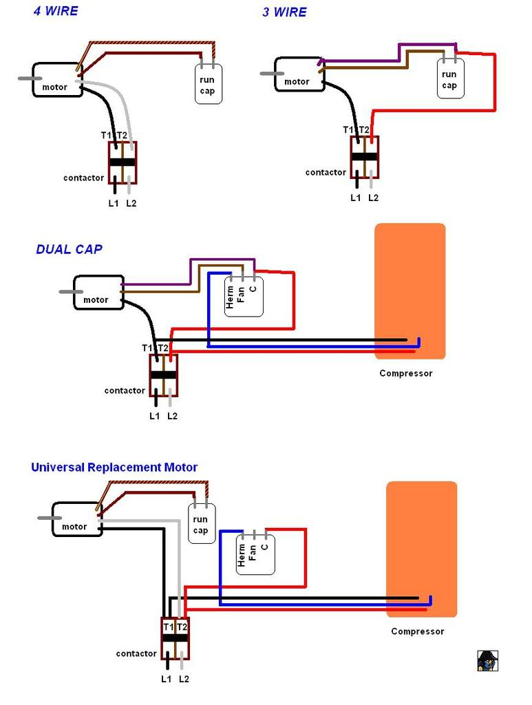 single phase capacitor start run motor wiring diagram 2 yamaha moto 4 80 farm duty great installation of century manual e books rh iq radiothek de