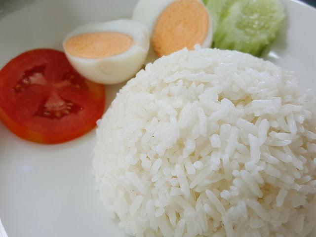 cocción arroz