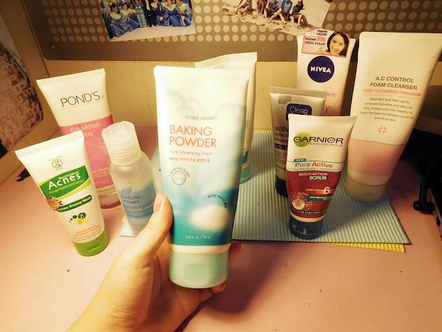 Review Drugstore Skincare Sabun Cuci Muka Untuk Kulit