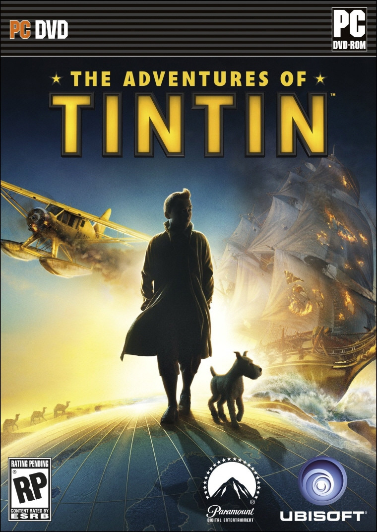 Buy the adventures of tintin the secret of the unicorn the game.