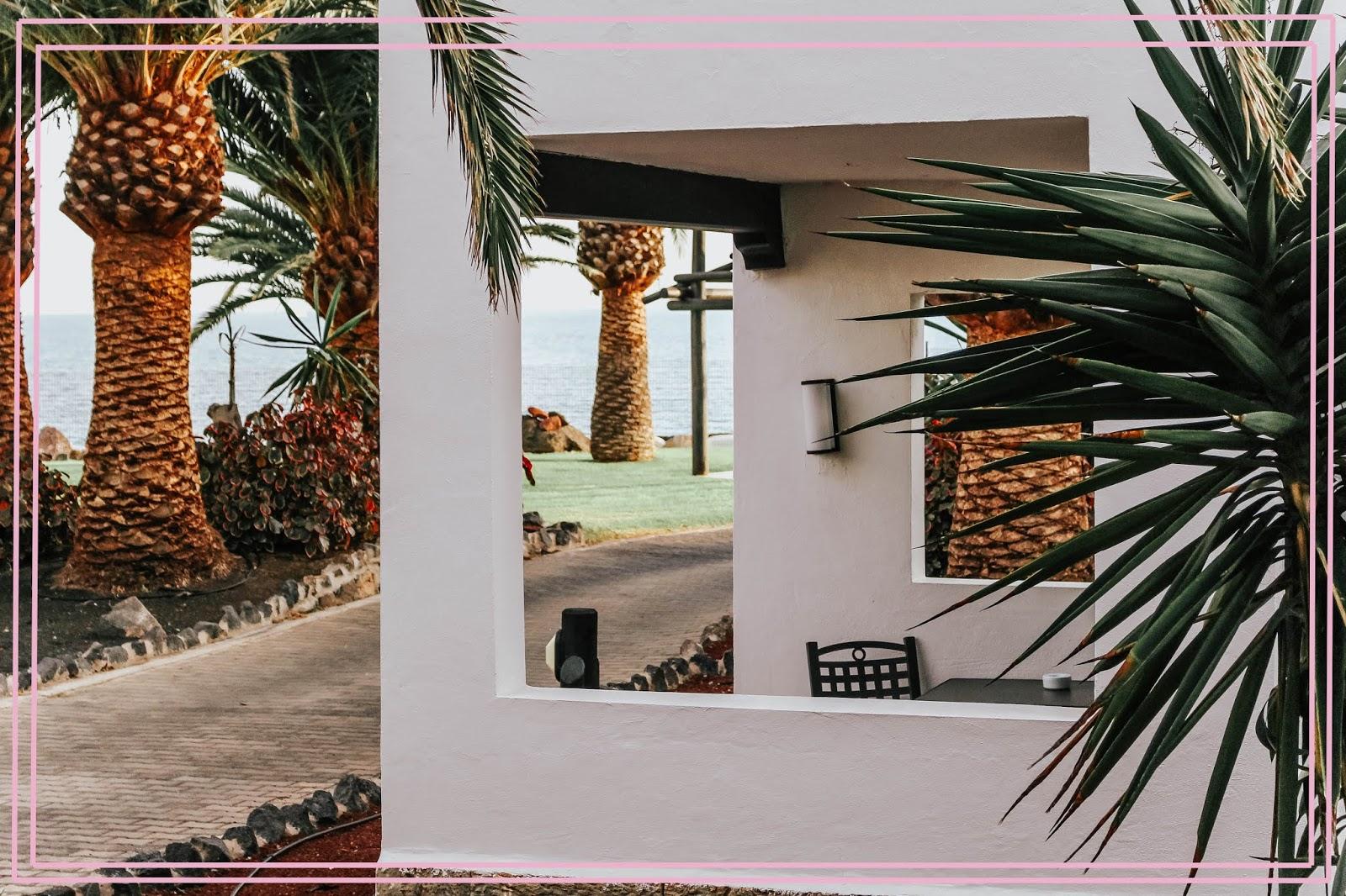 H10 Rubicon Palace Hotel Villa Accommodation
