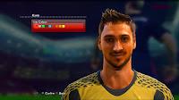 PES 2013 Donnarumma (AC Milan) Face by Orlando Face Maker