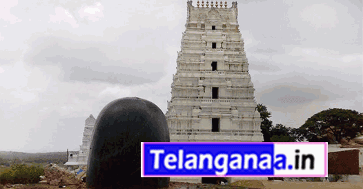 Uma Maheshwara Swamy Temple in Telangana