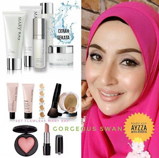 Mary kay Melacep skin care set flawless