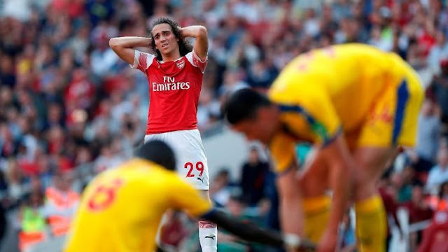 Arsenal vs Crystal Palace: The Gunners Tumbang di Kandang