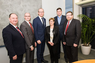 Fine Gael Councillors meet with Minister Simon Coveney