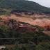 O exato momento que barragem se rompe em Brumadinho