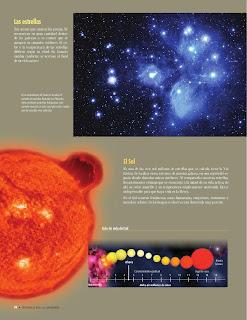 Apoyo Primaria Atlas de Geografía del Mundo 5to. Grado Capítulo 1 Lección 1 Las Estrellas, El Sol