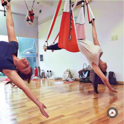 certificacion yoga aereo