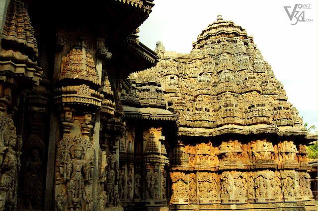 Keshava Temple, Somnathpura - Hoysala temples