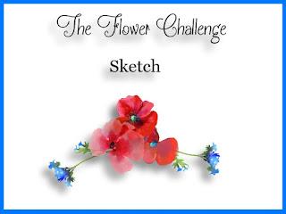 Flower Challenge #7 - Sketch