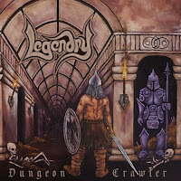 "Legendry - ""Quest for Glory"" (audio) from the album ""Dungeon Crawler"""