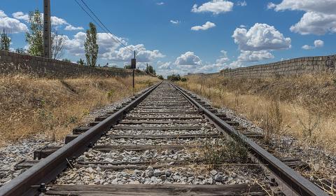Suivre les rails…