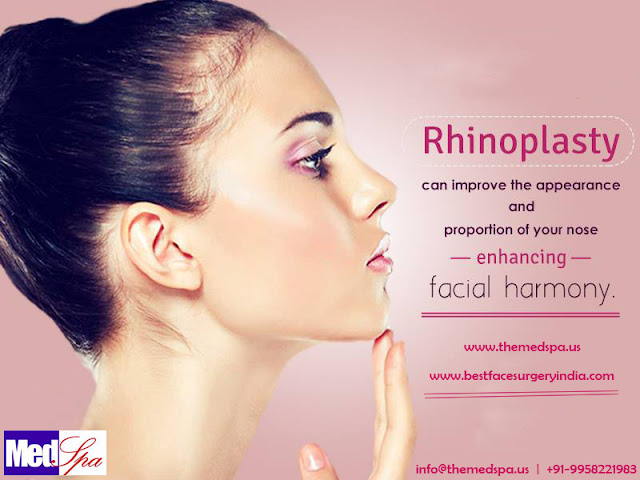 nose job rhinoplasty surgery in Delhi by Dr. Ajaya Kashyap