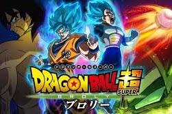 (CAM) FILM DRAGON BALL SUPER: BROLY (DORAGON BORU CHO: BURORI - DRAGON BALL SUPER: BROLY)  Sub Indo