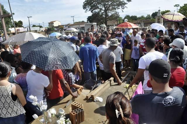Formosa: Multidão dá último adeus a Guiolinha