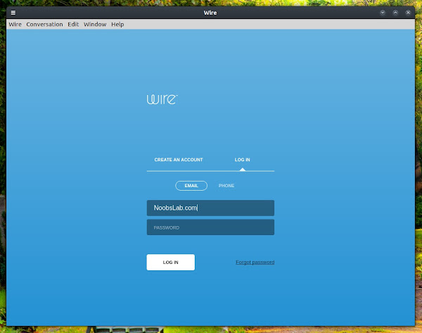 wire linux