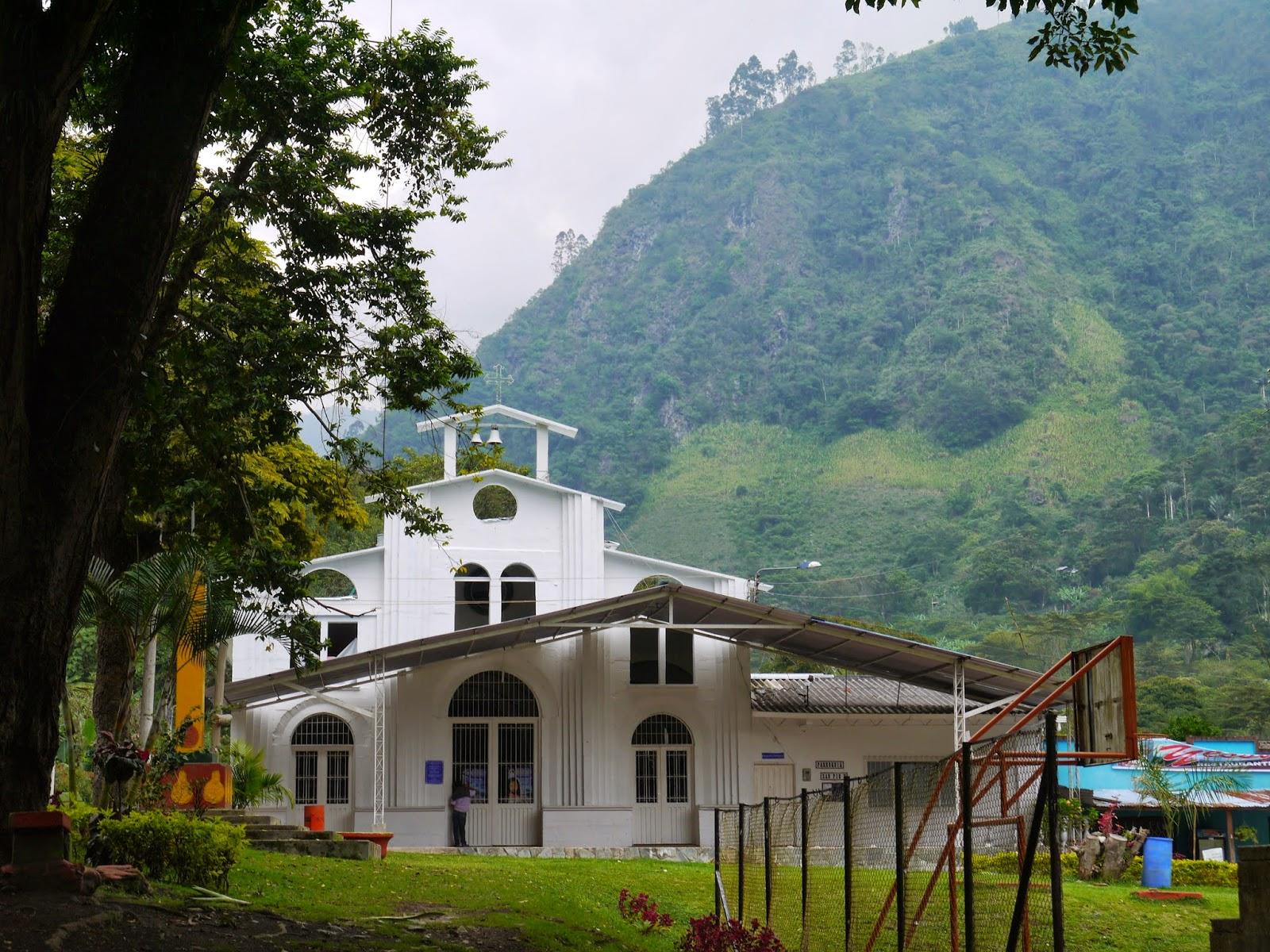 Iglesia Villa Restrepo - Ibague