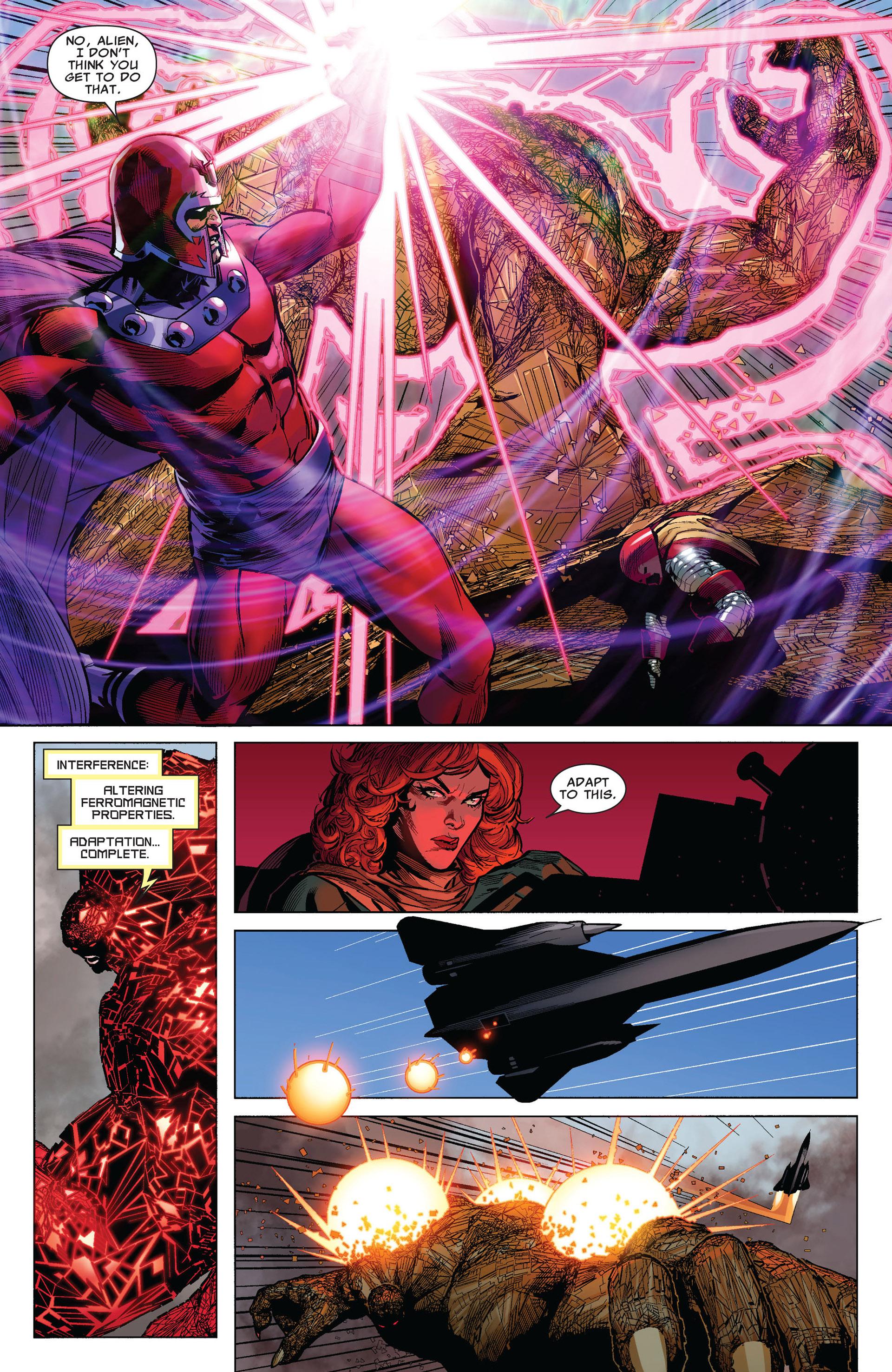 Read online Uncanny X-Men (2012) comic -  Issue #4 - 18