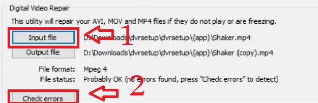 اصلاح فيديو معطوب برنامج حل مشكلة عدم تشغيل الفيديو على