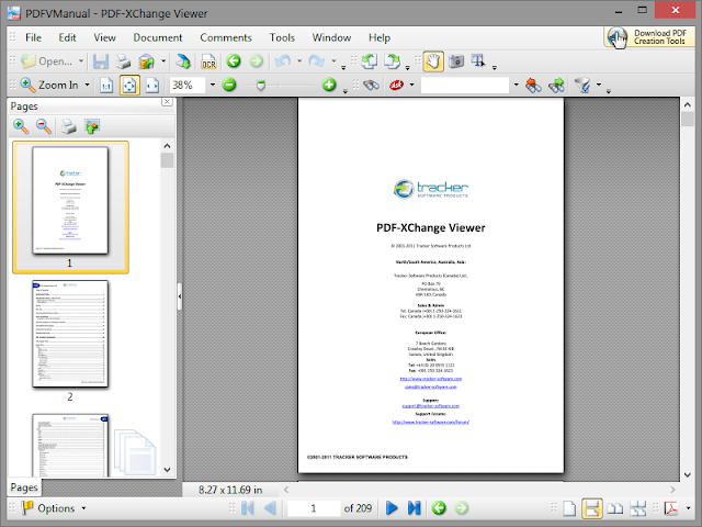 pdf-xchange viewer free download full version