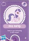 MLP Wave 3 Sea Swirl Blind Bag Card