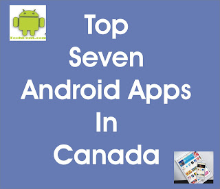 Trending Android Apps In Canada