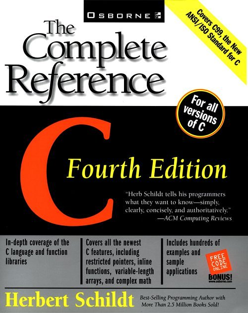 The Complete Reference C Series eBooks ~ My C Files