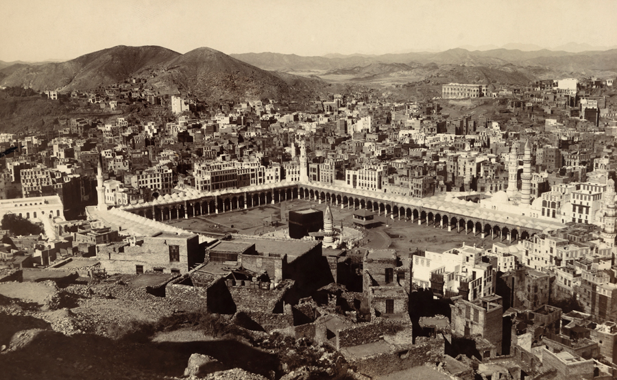 Picture of Makkah
