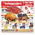 Independent Grocer Flyer March 2 – 8, 2017