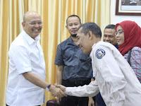 Wali Kota Terima Audiensi Komisioner KPU Kota Medan