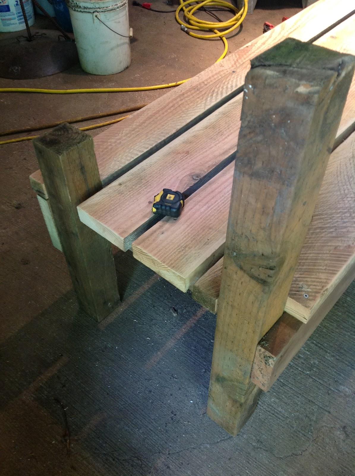 kathi u0027s garden art rust n stuff team building garden bench with