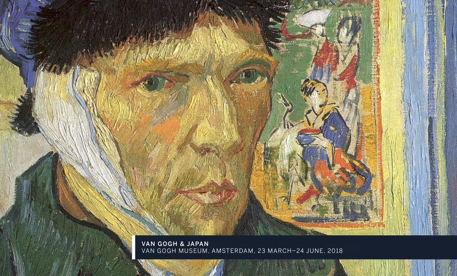 Algargos Arte E Historia Vincent Van Goch Y El Japonismo