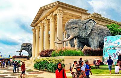 Museum Satwa ini merupakan daerah wisata di Jawa Timur yang menyajikan satwa Tempat Wisata Museum Satwa di Jawa Timur Park 2 (Jatim Park 2)