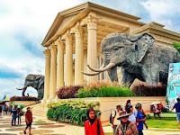 Tempat Wisata Museum Satwa di Jawa Timur Park 2 (Jatim Park 2)