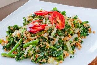 Cara Membuat Makanan Sehat Dari Sayuran
