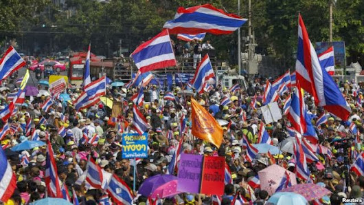 Thai Government Declares State of Emergency