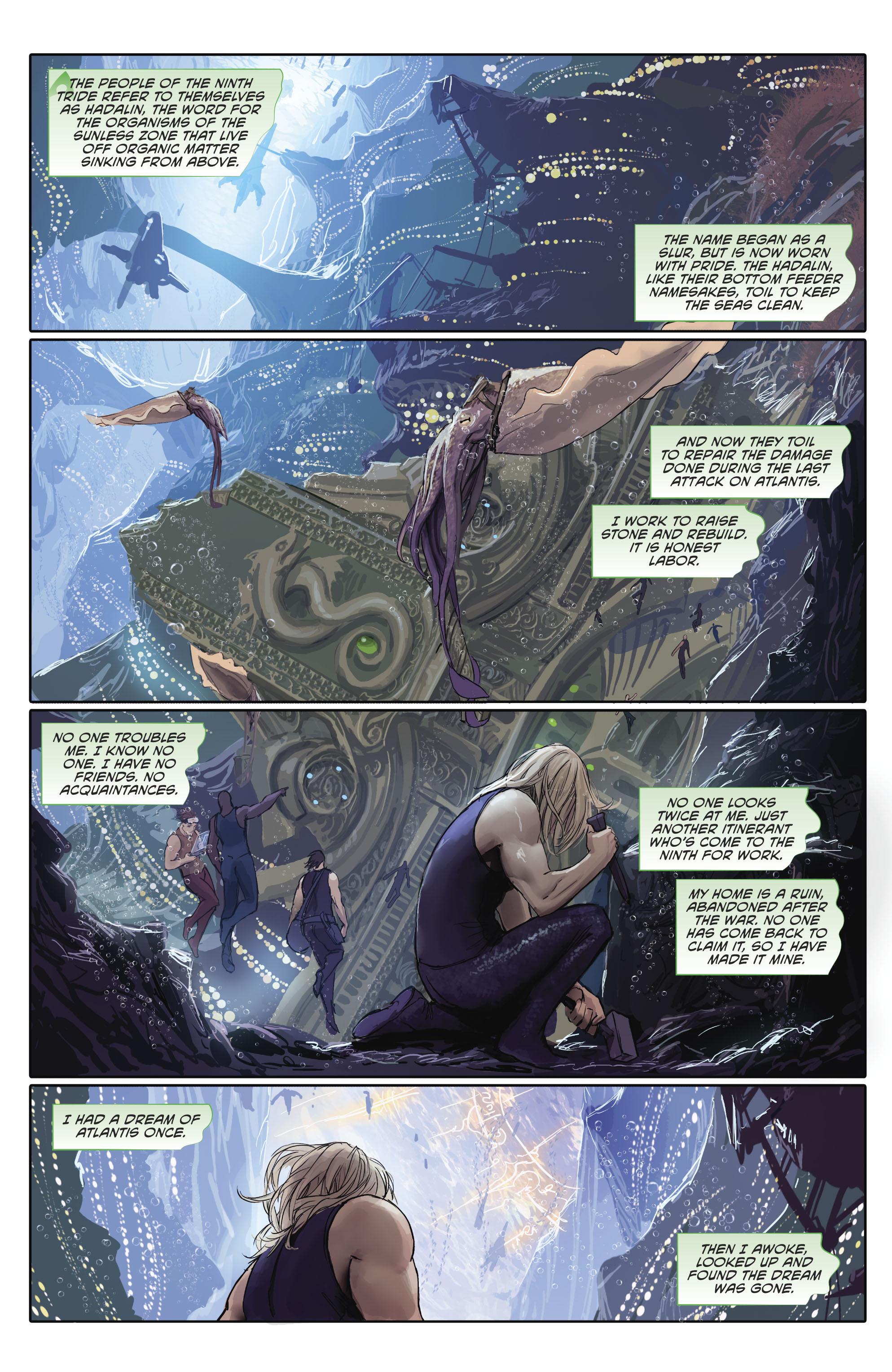 Read online Green Lanterns comic -  Issue #25 - 33