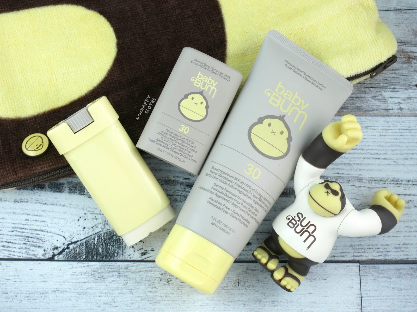 Sum Bum & Baby Bum | Mineral Based Sunscreen Lotion & Stick