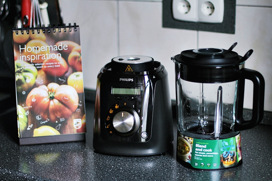 philips kochmixer vegan suppen