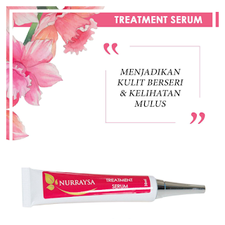 NURRAYSA TREATMENT SERUM