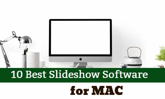 Slideshow software
