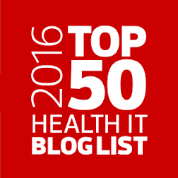 2016 Top 50 Health IT Blog