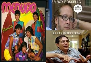 Edgardo Diaz se defiende de acusaciones de Roy Roselló