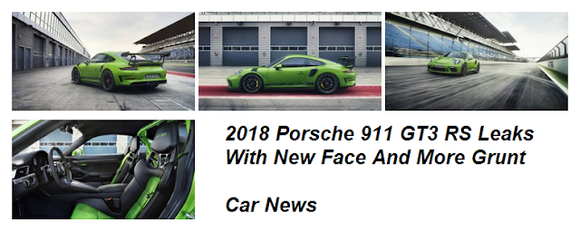 New Cars, Porsche, Porsche 911, Porsche 911 GT3 RS, Reports