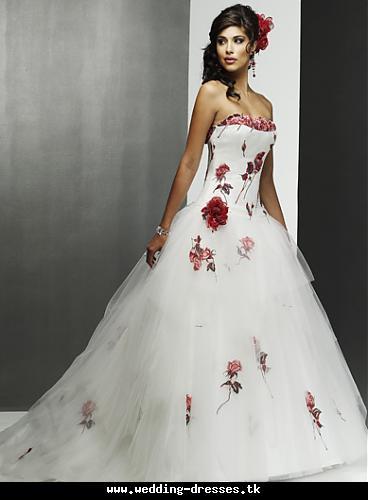 Flashy Wedding Dress